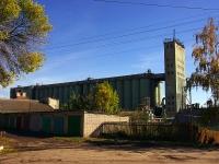 Сызрань, Волжский переулок. склад (база)