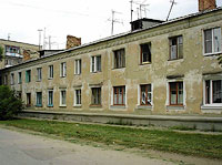 neighbour house: st. Volodarsky, house 2А. Apartment house