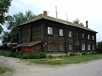 neighbour house: st. Volodarsky, house 2. Apartment house