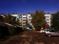 Syzran, Volodarsky st, house 10. Apartment house
