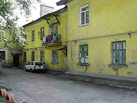 neighbour house: st. Gidroturbinnaya, house 2. Apartment house