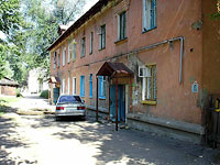 Syzran, Gidroturbinnaya st, house 6. Apartment house