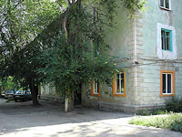 Syzran, Gidroturbinnaya st, house 14. Apartment house