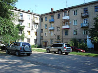 Syzran, Gidroturbinnaya st, house 26. Apartment house