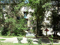Syzran, Gidroturbinnaya st, house 30. Apartment house