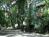 Syzran, Gidroturbinnaya st, house 32. Apartment house