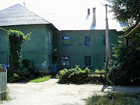 Syzran, Gogol st, house 1. Apartment house