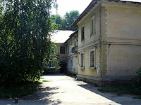 neighbour house: st. Gogol, house 2. Apartment house