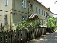 neighbour house: st. Gogol, house 3. Apartment house
