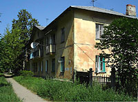 neighbour house: st. Gogol, house 6. Apartment house