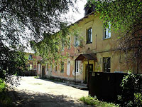 Syzran, Gogol st, house 6. Apartment house