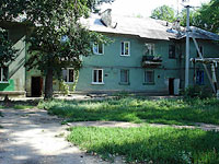 neighbour house: st. Gogol, house 9. Apartment house