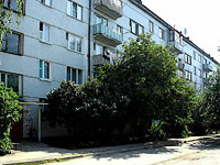 Syzran, Gogol st, house 11. Apartment house