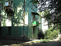 Syzran, Gogol st, house 14. Apartment house
