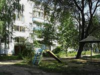 Syzran, Gogol st, house 17. Apartment house