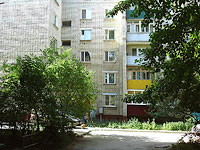 Syzran, Gogol st, house 18. Apartment house