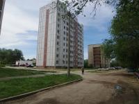 Сызрань, улица Губкина, дом 1Б. многоквартирный дом