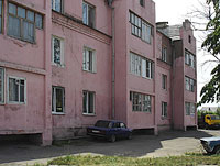 neighbour house: st. Dekabristov, house 2. Apartment house