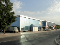 neighbour house: st. Dekabristov, house 38. shopping center Океан