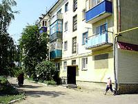 Сызрань, улица Декабристов, дом 68. многоквартирный дом