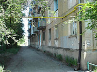 Syzran, Dekabristov st, house 70. Apartment house