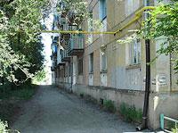 Сызрань, улица Декабристов, дом 70. многоквартирный дом
