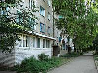neighbour house: st. Dekabristov, house 149. Apartment house