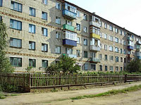 neighbour house: st. Dekabristov, house 153. Apartment house