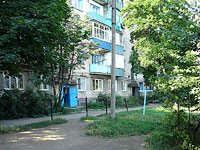 Syzran, Dekabristov st, house 153. Apartment house