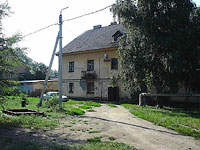 Syzran, Dekabristov st, house 155. Apartment house