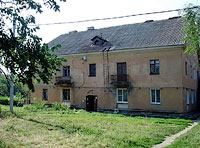 neighbour house: st. Dekabristov, house 157. Apartment house