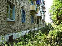 neighbour house: st. Dekabristov, house 161. Apartment house