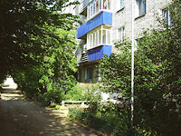 Syzran, Dekabristov st, house 161. Apartment house