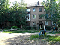 neighbour house: st. Dekabristov, house 165. Apartment house