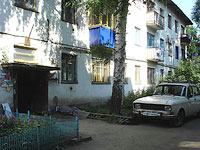 Syzran, Dekabristov st, house 167. Apartment house