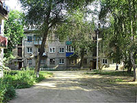 Syzran, Dekabristov st, house 169. Apartment house