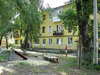 Syzran, Dekabristov st, house 171. Apartment house