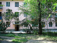 neighbour house: st. Dekabristov, house 173. Apartment house