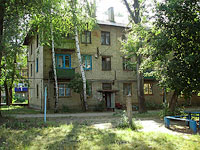 neighbour house: st. Dekabristov, house 177. Apartment house