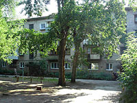 neighbour house: st. Dekabristov, house 187. Apartment house