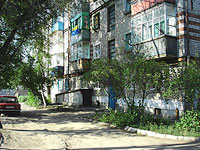 neighbour house: st. Dekabristov, house 354. Apartment house
