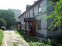Syzran, Dekabristov st, house 370. Apartment house