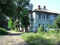 Syzran, Dekabristov st, house 374. Apartment house