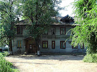 neighbour house: st. Dekabristov, house 382. Apartment house