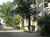 Syzran, Dekabristov st, house 388. Apartment house