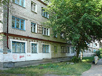 Syzran, Dekabristov st, house 396. Apartment house