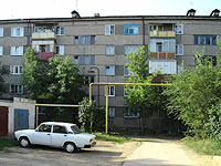neighbour house: st. Dekabristov, house 404. Apartment house