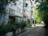 Syzran, Dekabristov st, house 404. Apartment house