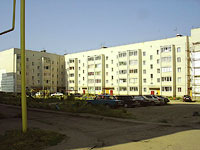 neighbour house: st. Dekabristov, house 430. Apartment house