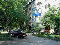 Syzran, Dekabristov st, house 438. Apartment house